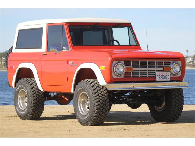 1974 Ford Bronco (CC-1307732) for sale in SAN DIEGO, California