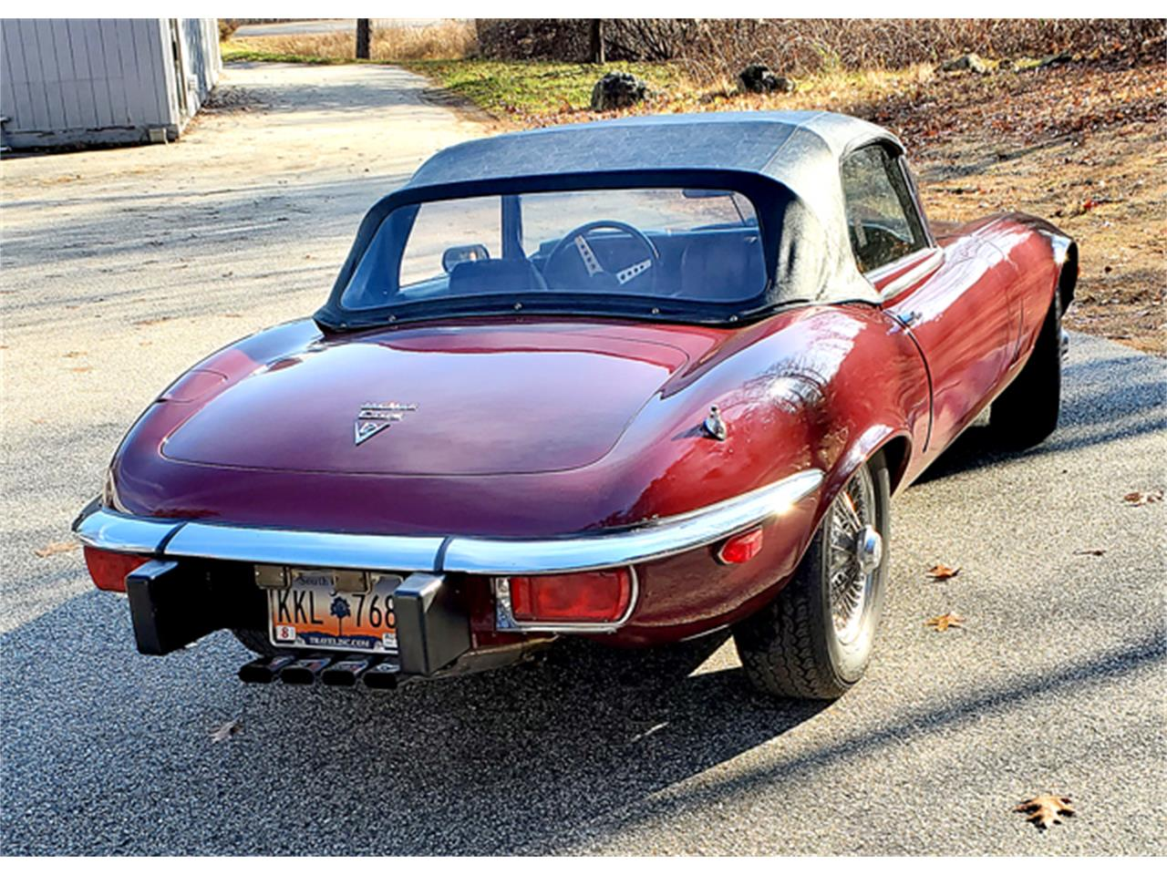 1974 Jaguar E-Type (CC-1307734) for sale in Rye, New Hampshire