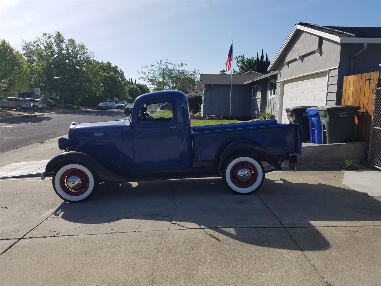 1936 Chevrolet Pickup (CC-1307745) for sale in Concord, California