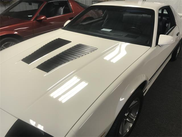 1985 Chevrolet Camaro IROC Z28