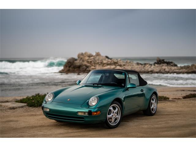 1996 Porsche 993 (CC-1307752) for sale in Monterey, California