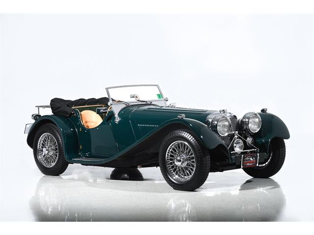 1937 Jaguar Roadster (CC-1300776) for sale in Farmingdale, New York