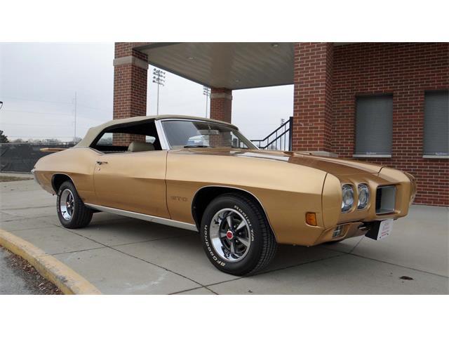 1970 Pontiac GTO (CC-1307760) for sale in Davenport, Iowa