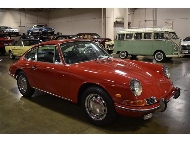 1968 Porsche 912 (CC-1307762) for sale in Costa Mesa, California