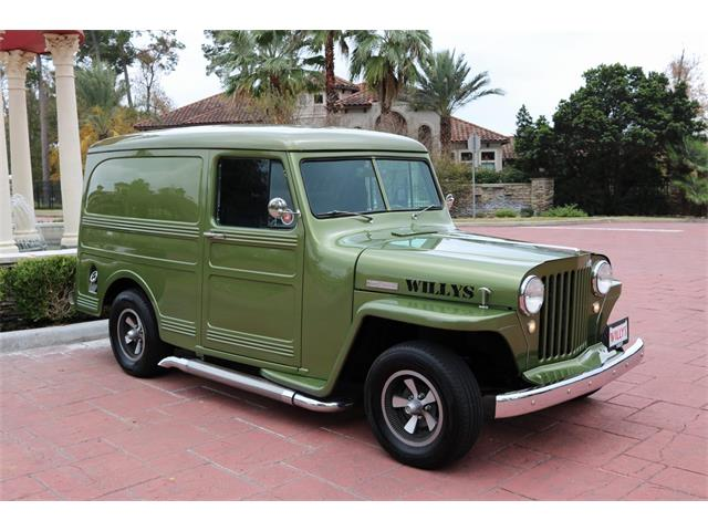 1948 Willys Jeep Wagon