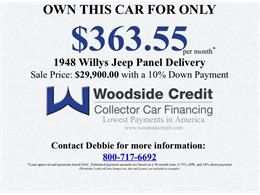 1948 Willys Jeep Wagon (CC-1307765) for sale in Conroe, Texas