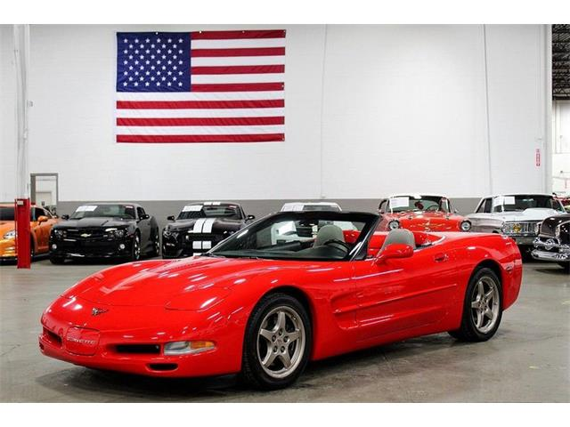 1999 Chevrolet Corvette (CC-1307781) for sale in Kentwood, Michigan