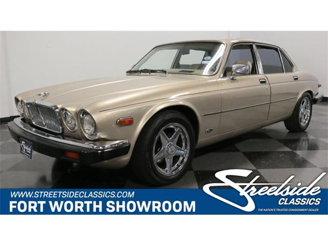 1983 Jaguar XJ6 (CC-1307785) for sale in Ft Worth, Texas