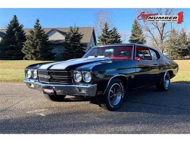 1970 Chevrolet Chevelle (CC-1300780) for sale in Rogers, Minnesota
