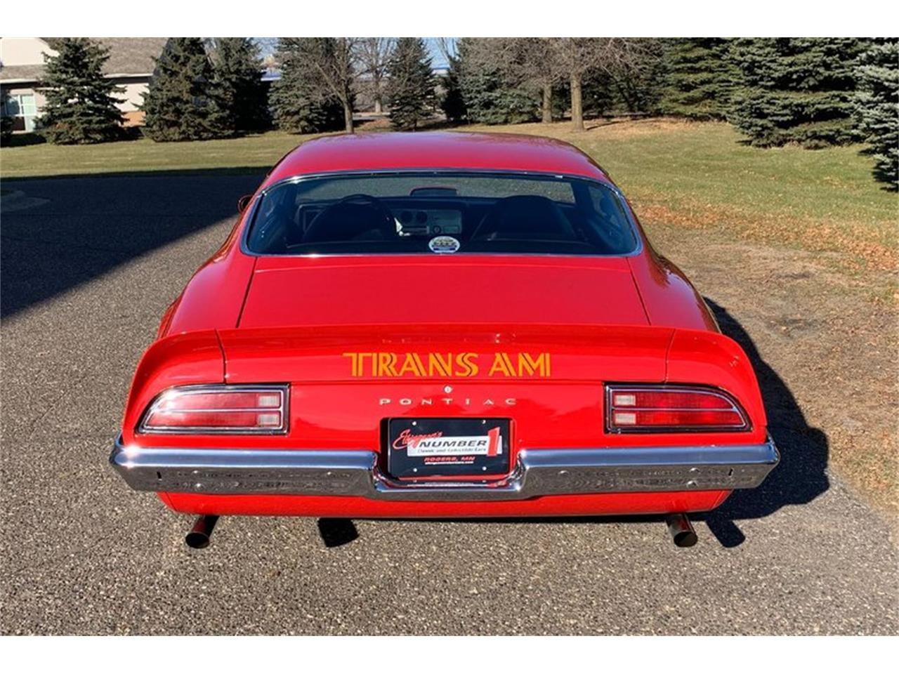 1973 Pontiac Firebird Trans Am (CC-1300781) for sale in Rogers, Minnesota