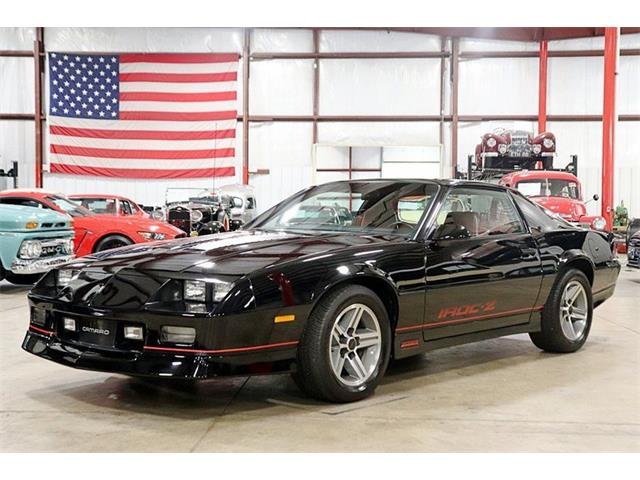 1985 Chevrolet Camaro (CC-1307820) for sale in Kentwood, Michigan