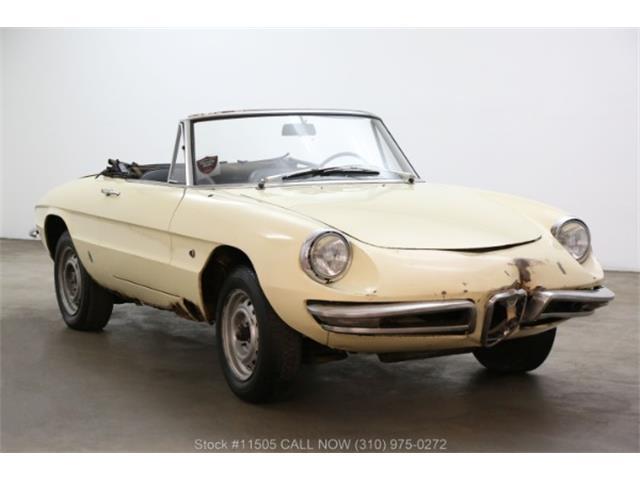 1967 Alfa Romeo Duetto (CC-1307872) for sale in Beverly Hills, California