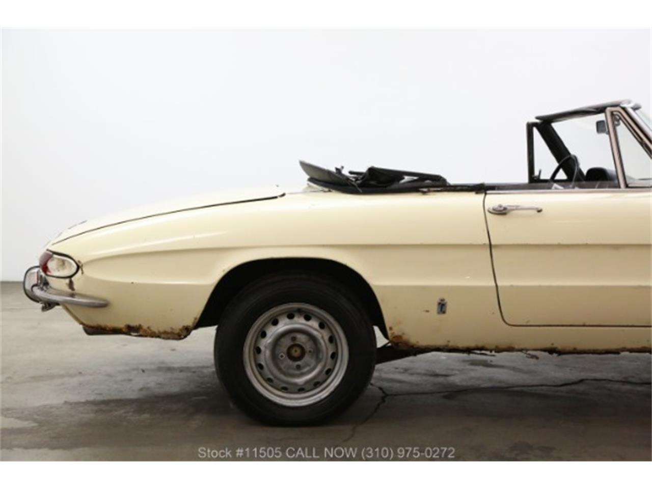 1967 Alfa Romeo Duetto (CC-1307872) for sale in Beverly Hills, California