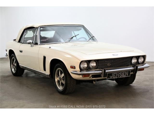 1974 Jensen Interceptor (CC-1307874) for sale in Beverly Hills, California