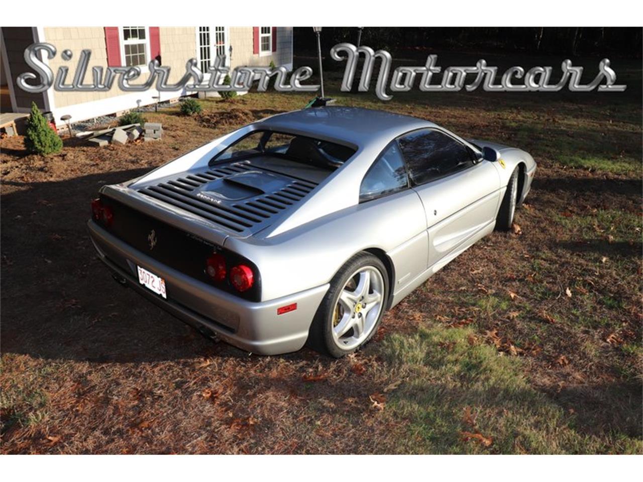 1995 Ferrari F355 (CC-1307876) for sale in North Andover, Massachusetts