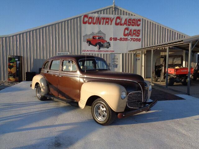 1941 Plymouth 4-Dr Sedan (CC-1307878) for sale in Staunton, Illinois