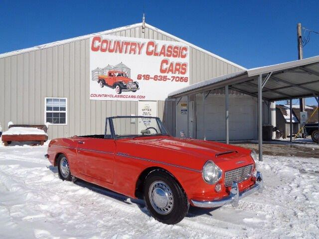 1964 Datsun Fairlady (CC-1307879) for sale in Staunton, Illinois