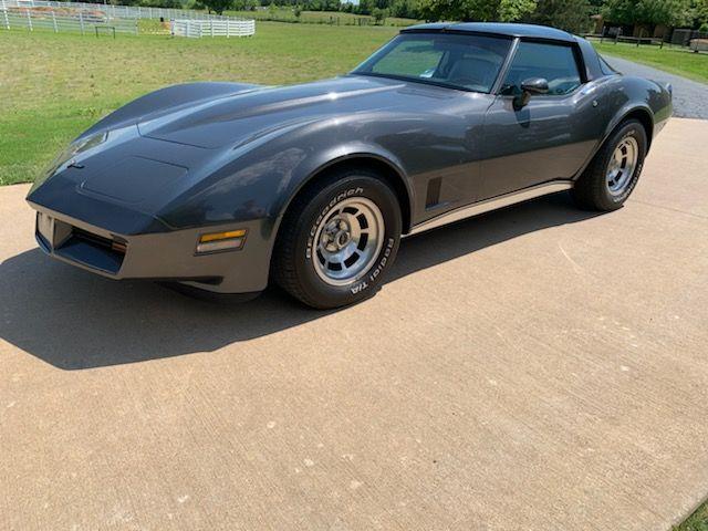 1981 Chevrolet Corvette (CC-1307884) for sale in Arlington, Texas