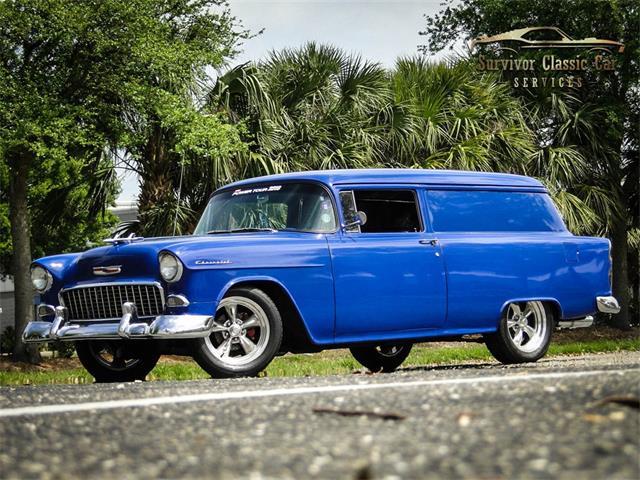 1955 Chevrolet Sedan Delivery (CC-1300789) for sale in Palmetto, Florida