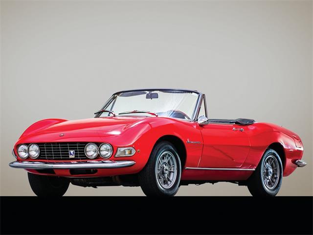 1968 Fiat Dino (CC-1307898) for sale in Phoenix, Arizona