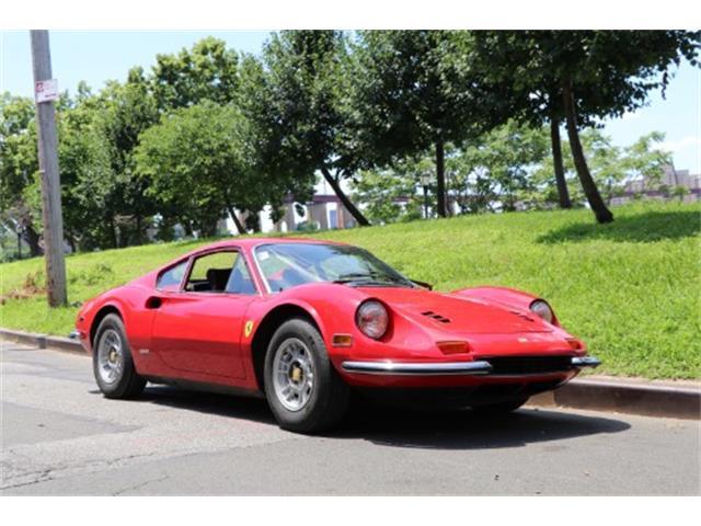 1972 Ferrari Dino 246 GT (CC-1300792) for sale in Astoria, New York