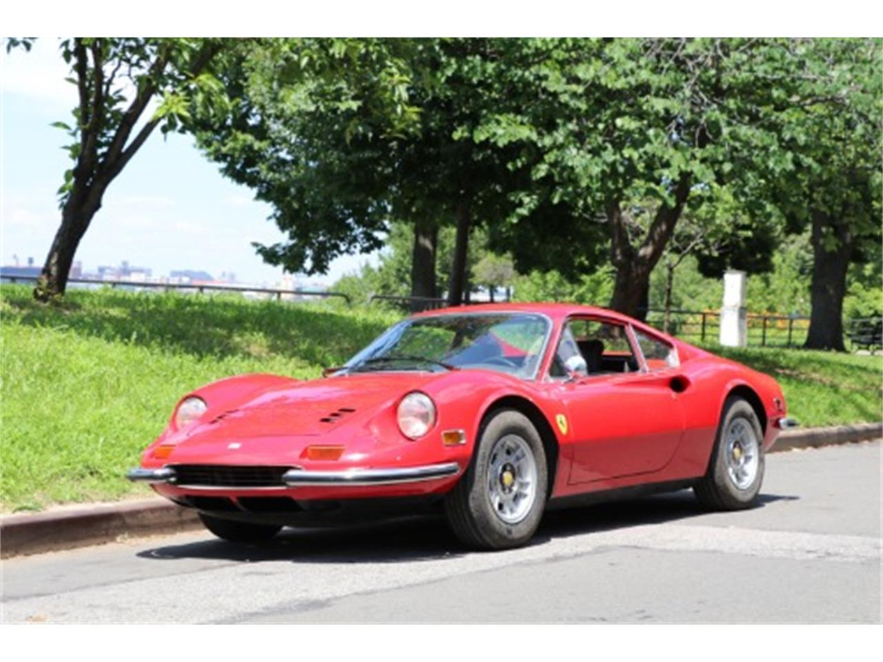 1972 Ferrari Dino 246 GT (CC-1300792) for sale in Astoria, New York