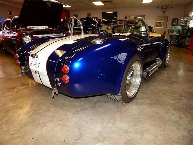 1965 Backdraft Racing Cobra (CC-1300795) for sale in Wichita Falls, Texas