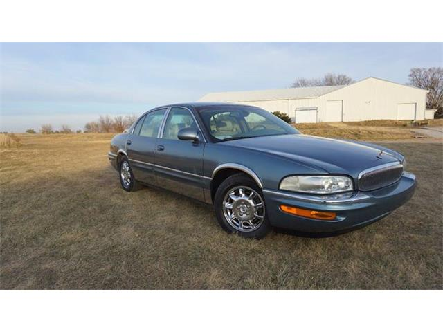 2002 Buick Park Avenue (CC-1307959) for sale in Clarence, Iowa