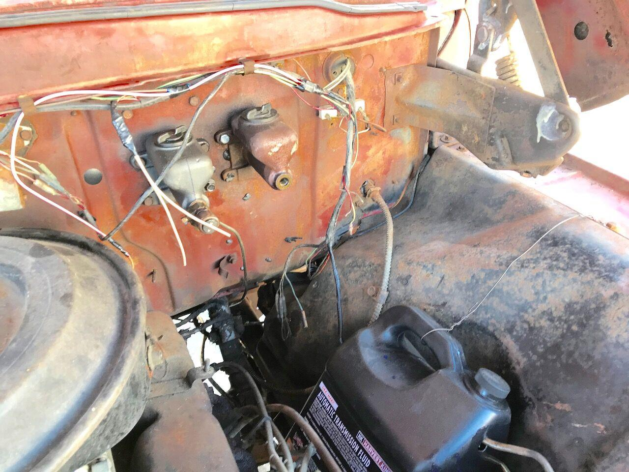 1959 Ford F100 (CC-1307966) for sale in Knightstown, Indiana