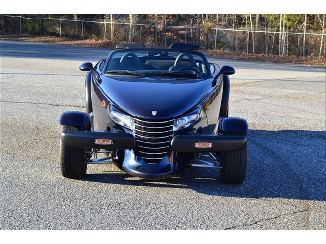 2001 Chrysler Prowler (CC-1307975) for sale in Hickory, North Carolina