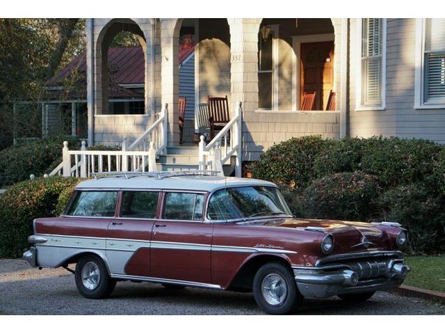 1957 Pontiac Safari (CC-1307978) for sale in Aiken, South Carolina