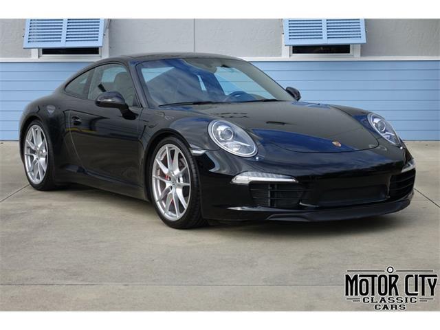 2016 Porsche 911 (CC-1307982) for sale in Vero Beach, Florida