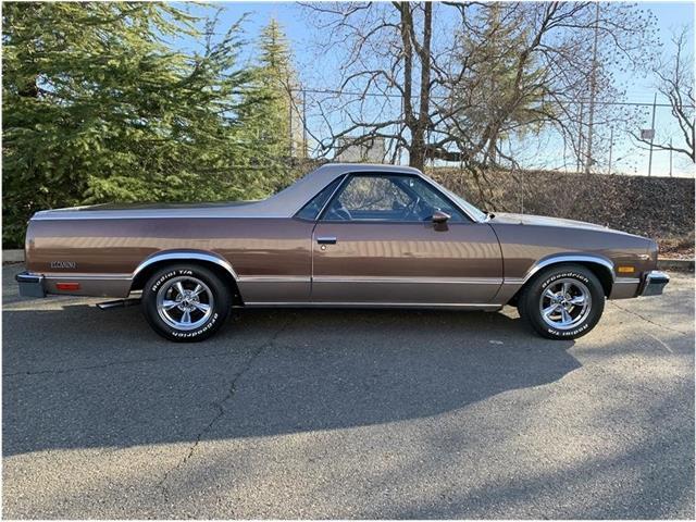 1984 Chevrolet El Camino (CC-1307985) for sale in Roseville, California