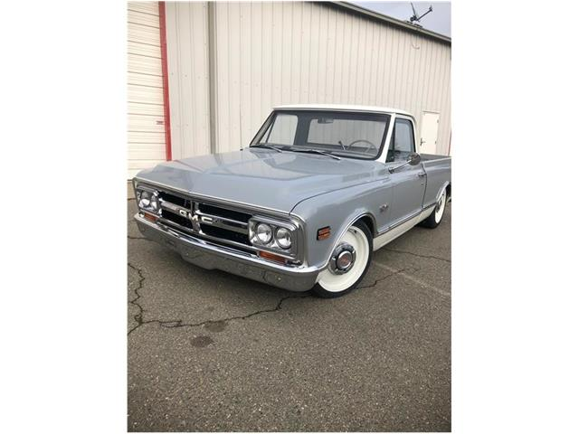 1968 GMC 1500 (CC-1307988) for sale in Roseville, California