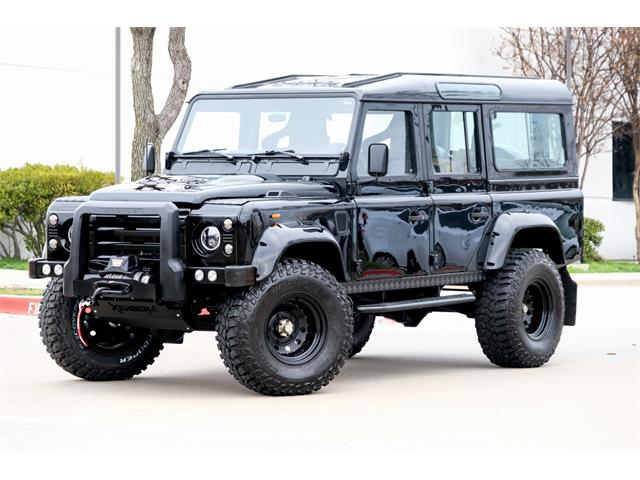 1988 Land Rover Defender 110 (CC-1307991) for sale in Carrollton, Texas