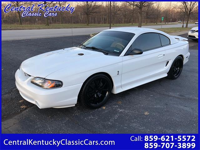 1996 Ford Mustang Cobra (CC-1308014) for sale in Paris , Kentucky