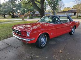 1965 Ford Mustang (CC-1308019) for sale in Jersey Village, Texas