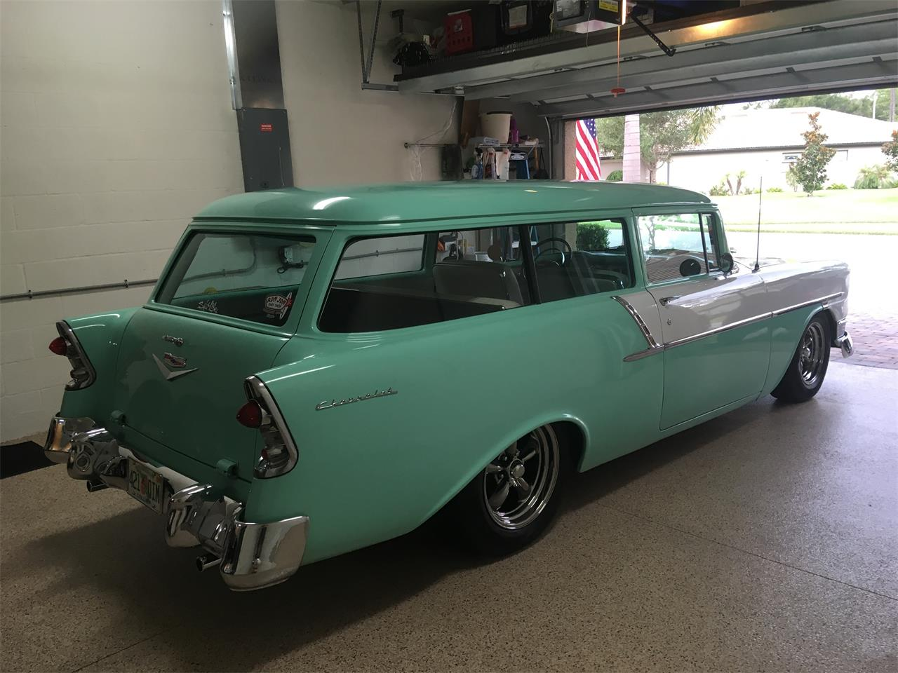 1956 Chevrolet Station Wagon (CC-1308020) for sale in Fort-myers, Florida