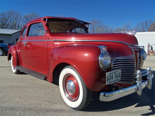 1941 Plymouth Special Deluxe (CC-1308024) for sale in Jefferson, Wisconsin