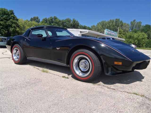 1979 Chevrolet Corvette (CC-1308026) for sale in Jefferson, Wisconsin