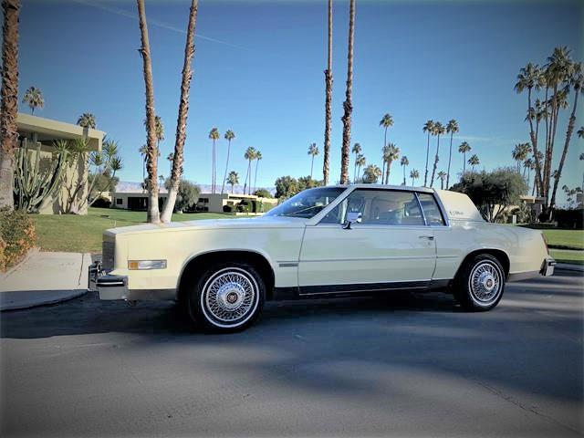 1983 Cadillac 2-Dr Coupe (CC-1308027) for sale in Palm Springs, California