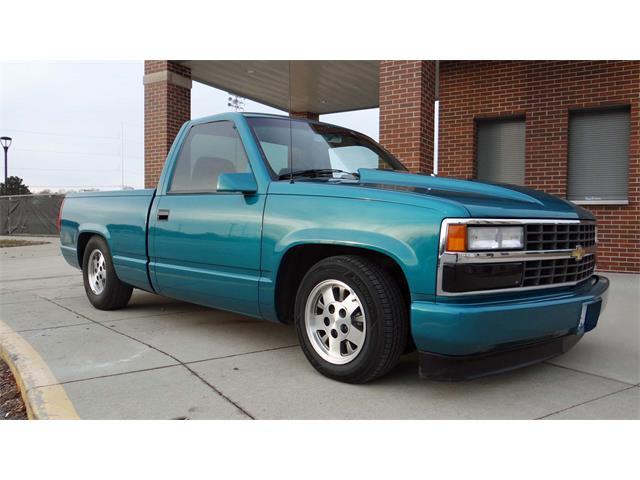 1993 Chevrolet Silverado (CC-1308030) for sale in Davenport, Iowa