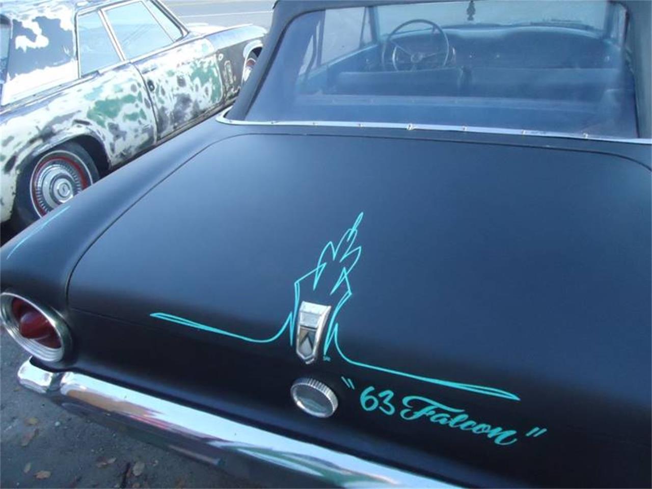 1963 Ford Falcon (CC-1300804) for sale in Jackson, Michigan
