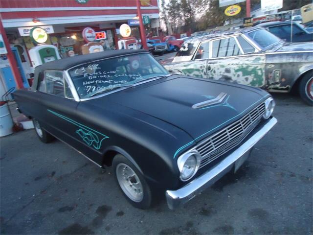 1963 Ford Falcon (CC-1300804) for sale in Jackson, Michigan