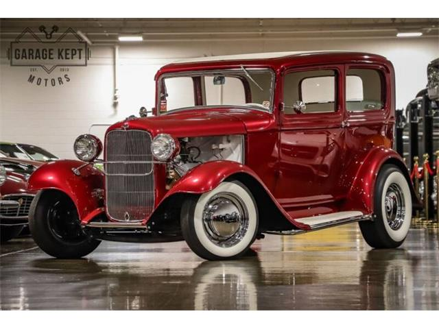 1932 Ford 2-Dr Sedan (CC-1308057) for sale in Grand Rapids, Michigan