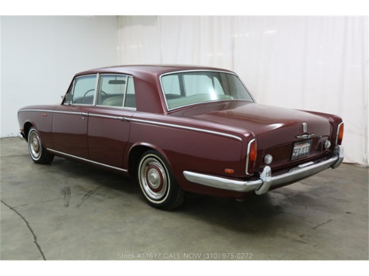 1969 Rolls-Royce Silver Shadow (CC-1308059) for sale in Beverly Hills, California