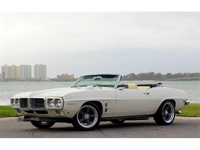 1969 Pontiac Firebird (CC-1308070) for sale in Clearwater, Florida