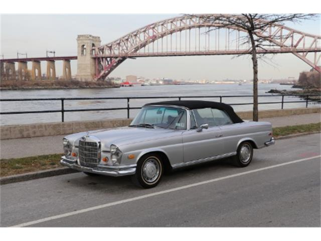 1969 Mercedes-Benz 280SE (CC-1308087) for sale in Astoria, New York