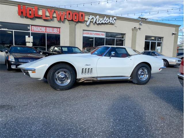 1969 Chevrolet Corvette (CC-1308089) for sale in West Babylon, New York