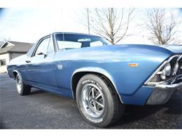 1969 Chevrolet El Camino (CC-1308092) for sale in Elkhart, Indiana